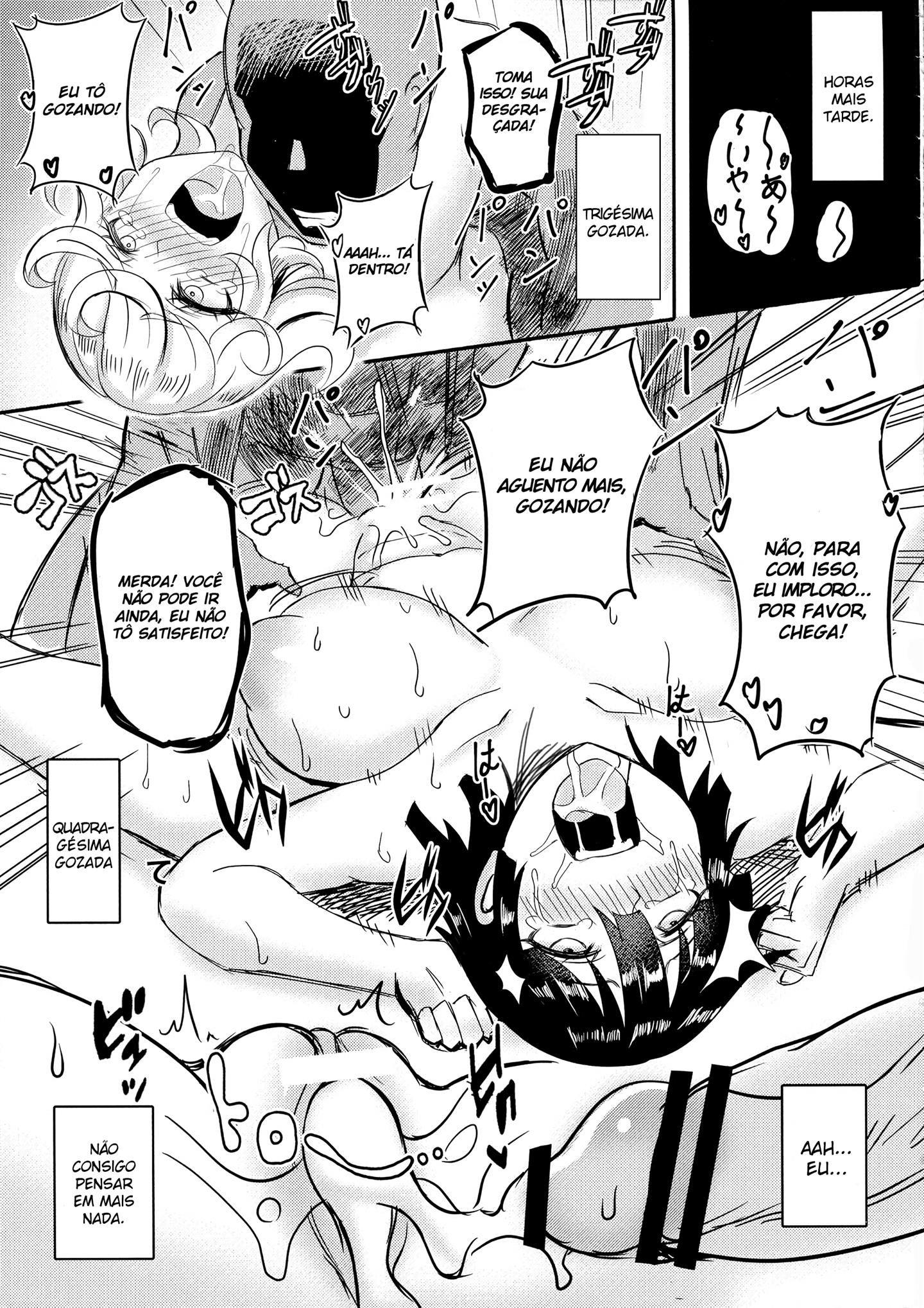 Fantasias eróticas do Saitama - Foto 18