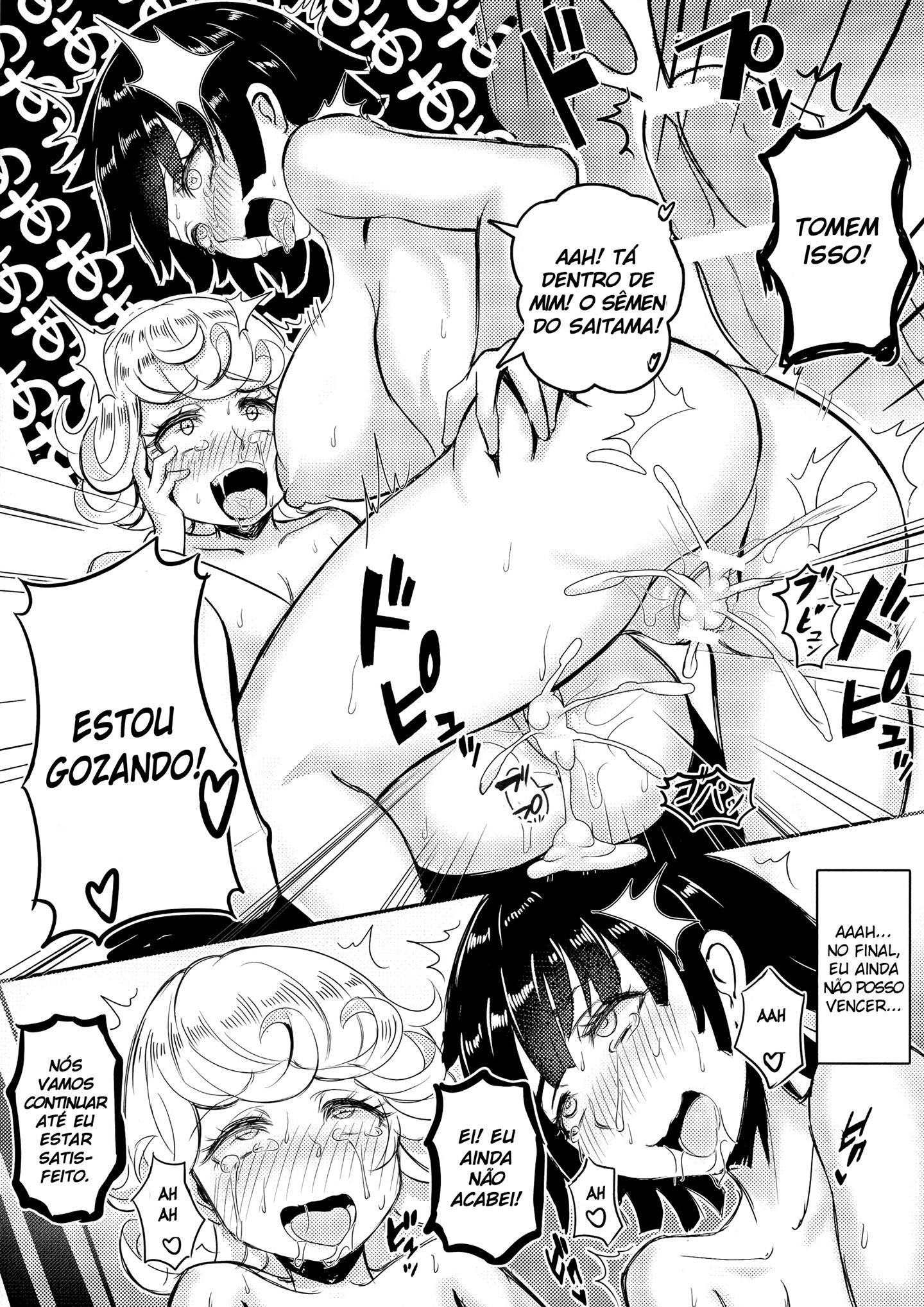 Fantasias eróticas do Saitama - Foto 20