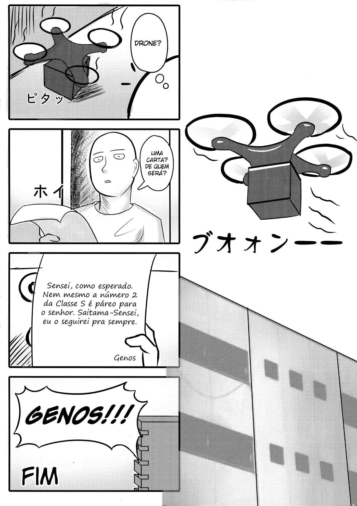 Fantasias eróticas do Saitama - Foto 25