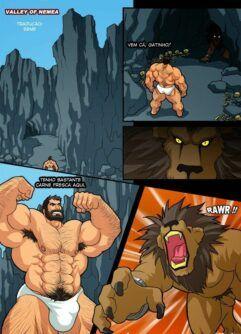 Hércules em Neméia: Quem goza primeiro?