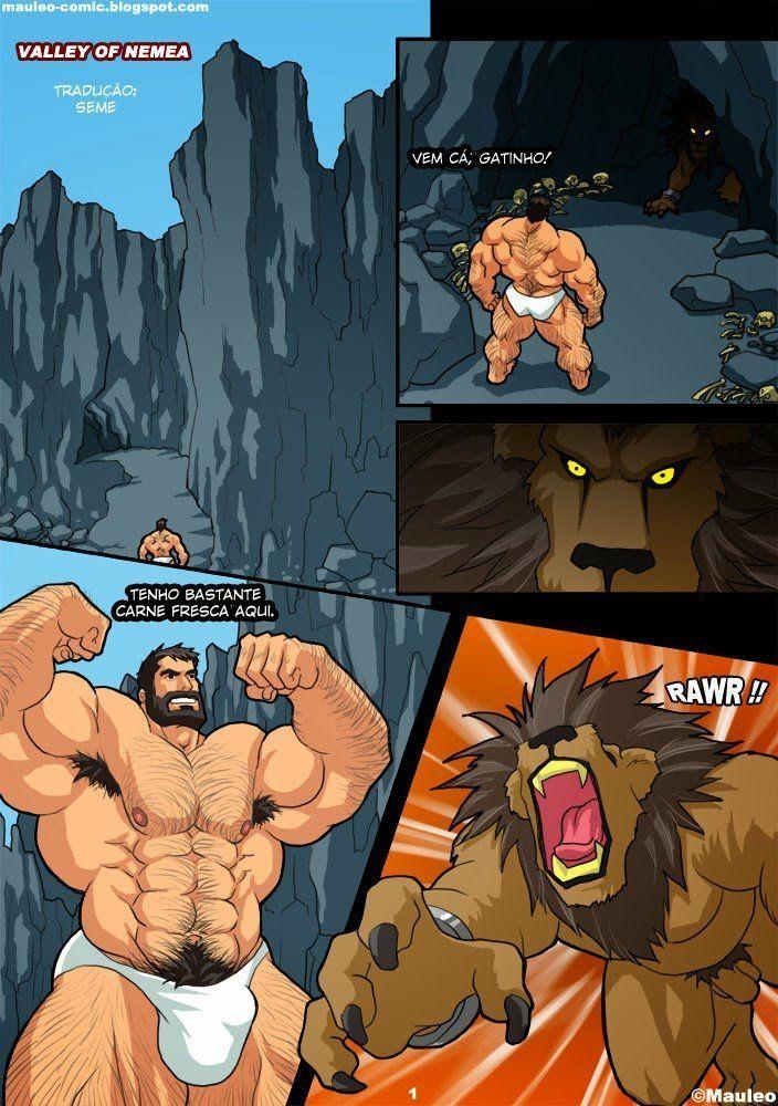 Hércules em Neméia: Quem goza primeiro? - Foto 1