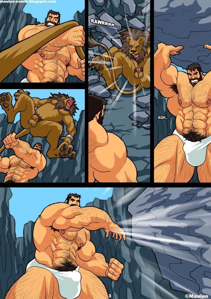Hércules em Neméia: Quem goza primeiro? - Foto 3