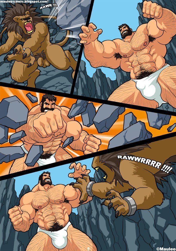 Hércules em Neméia: Quem goza primeiro? - Foto 5