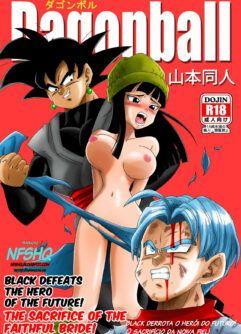 Dragon Ball Super Hentai: A noiva fiel de Trunks