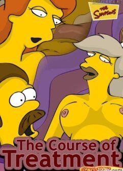 Ned Flanders o bom comedor