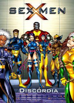 X-Men HQ Erótico