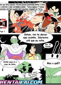 Dragon Ball Hentai: Chichi sem sexo