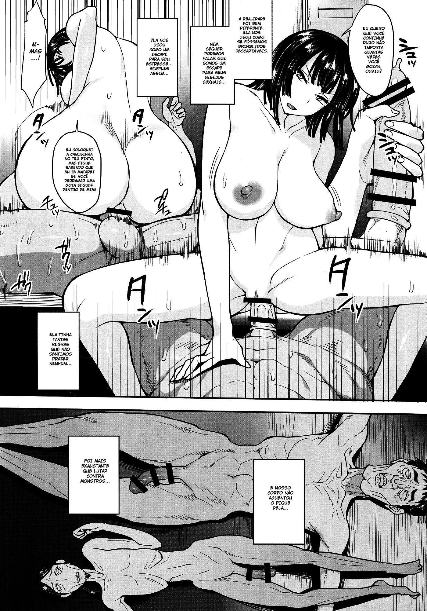 O prazer de Fubuki - Foto 7