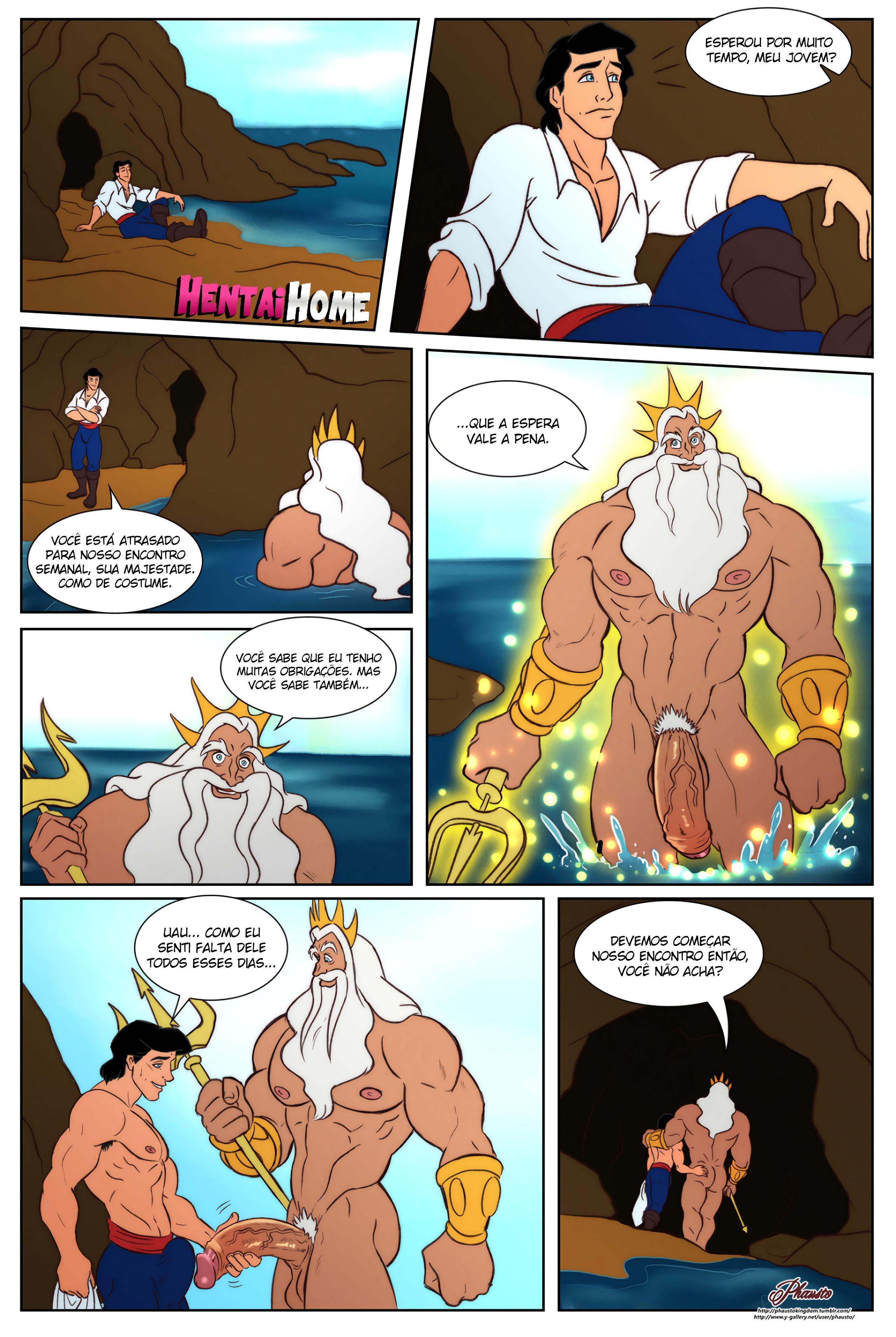 O rei e o príncipe - Foto 2