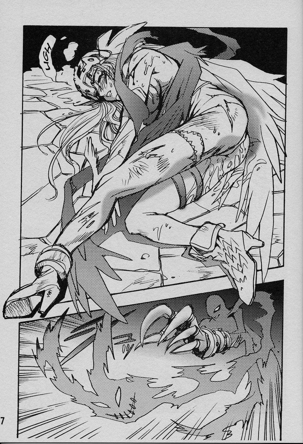 Angewomon à bela anjo caído hentai - Foto 16
