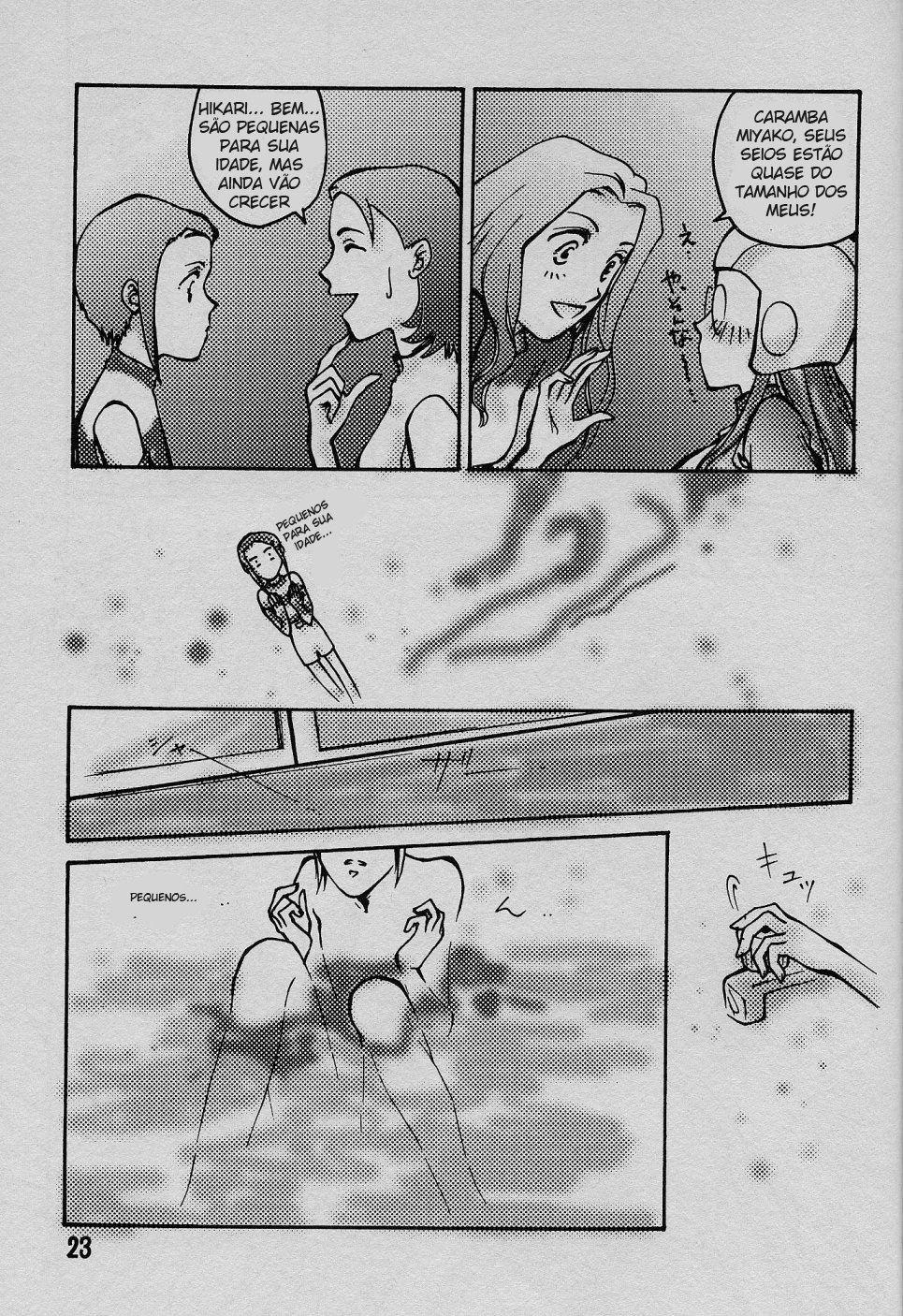 Angewomon à bela anjo caído hentai - Foto 22
