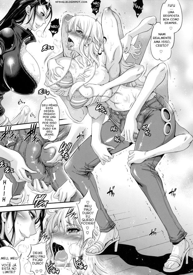 One Piece Futanari - Foto 6