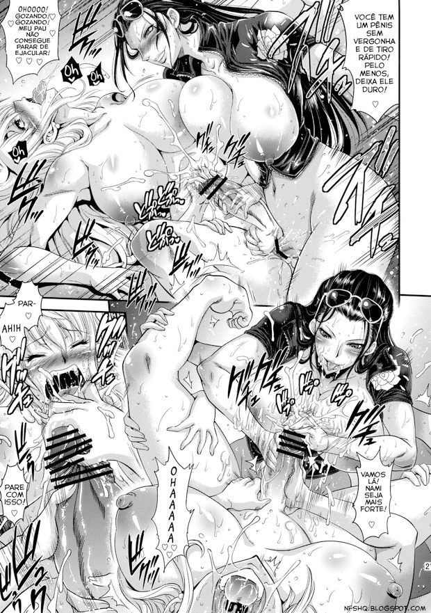 One Piece Futanari - Foto 18