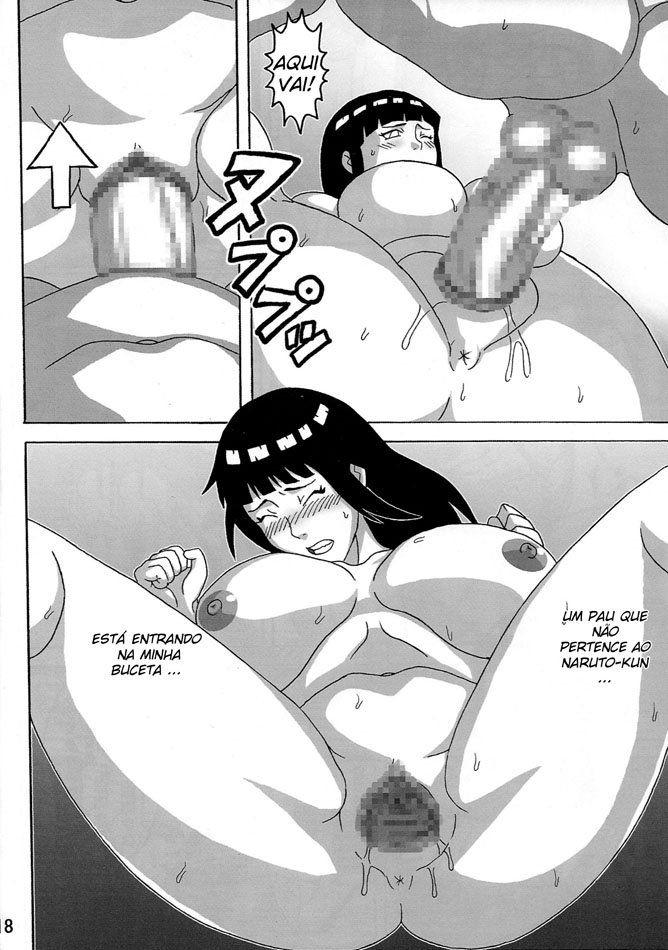 Peitões estuprados de Naruto - Foto 19