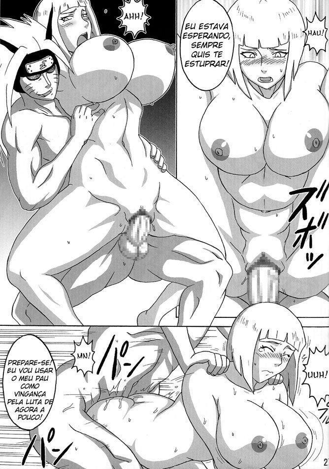 Peitões estuprados de Naruto - Foto 28