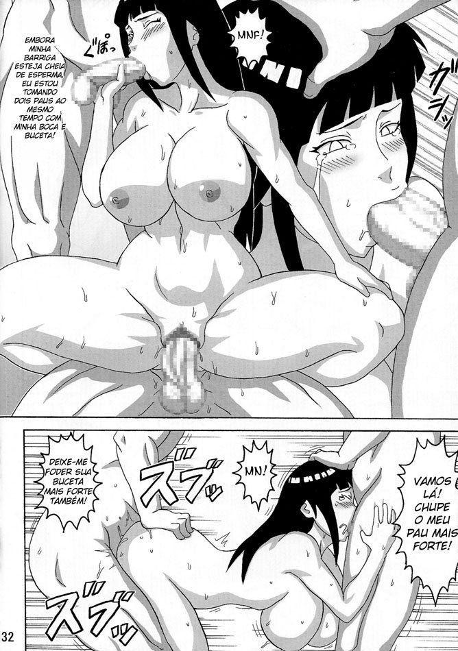 Peitões estuprados de Naruto - Foto 33