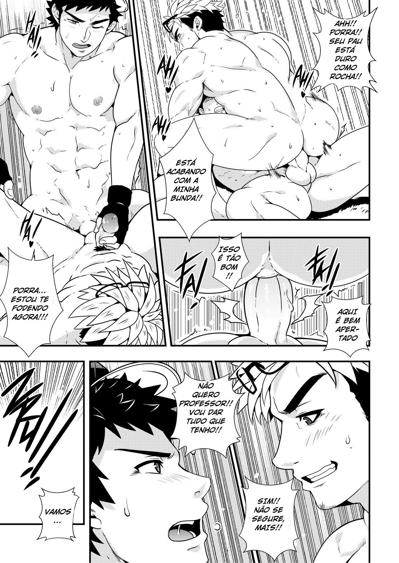 Pokémon Hentai Gay - Foto 12