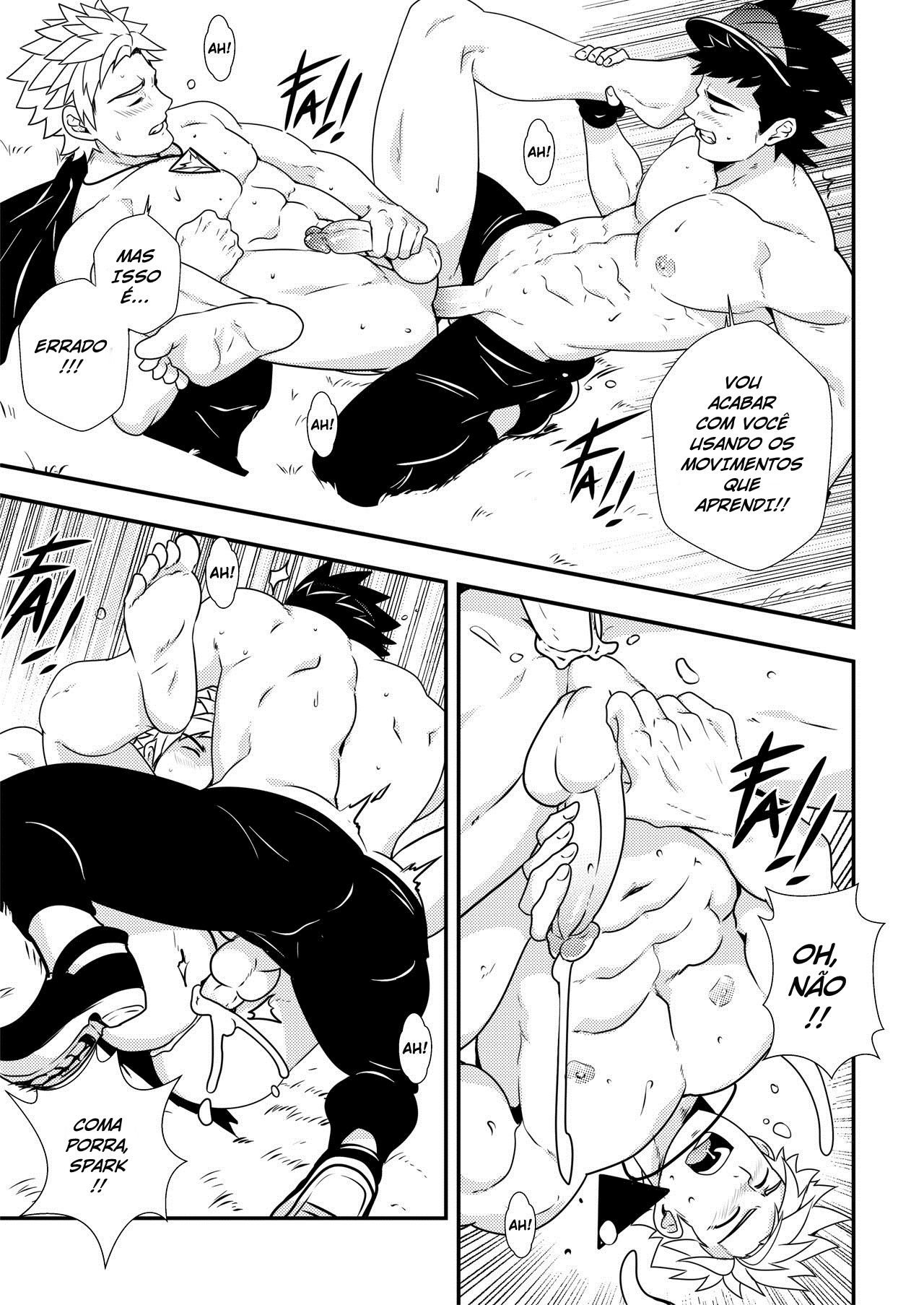 Pokémon Hentai Gay - Foto 22