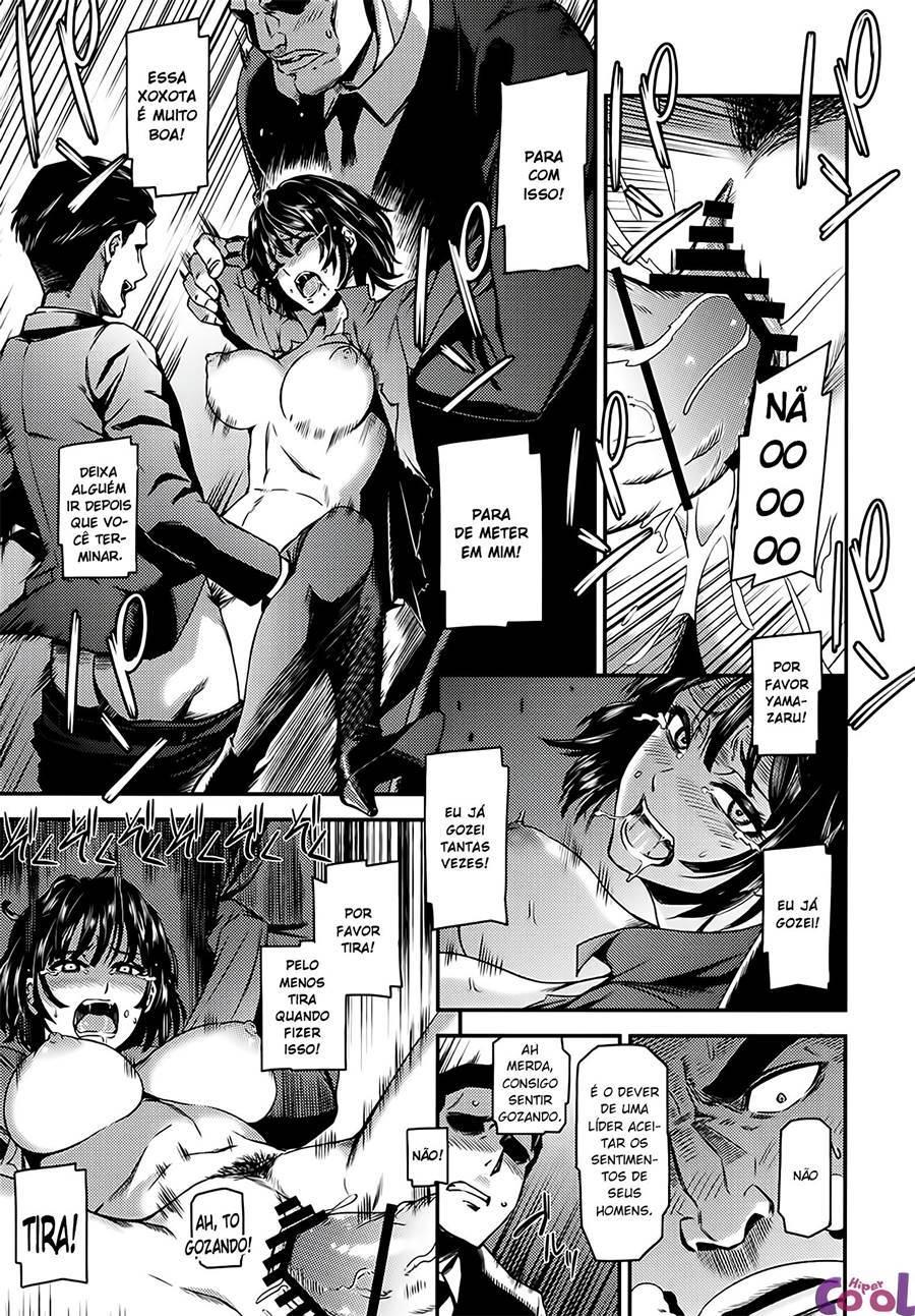 Fubuki se torna escrava do sexo - Foto 16
