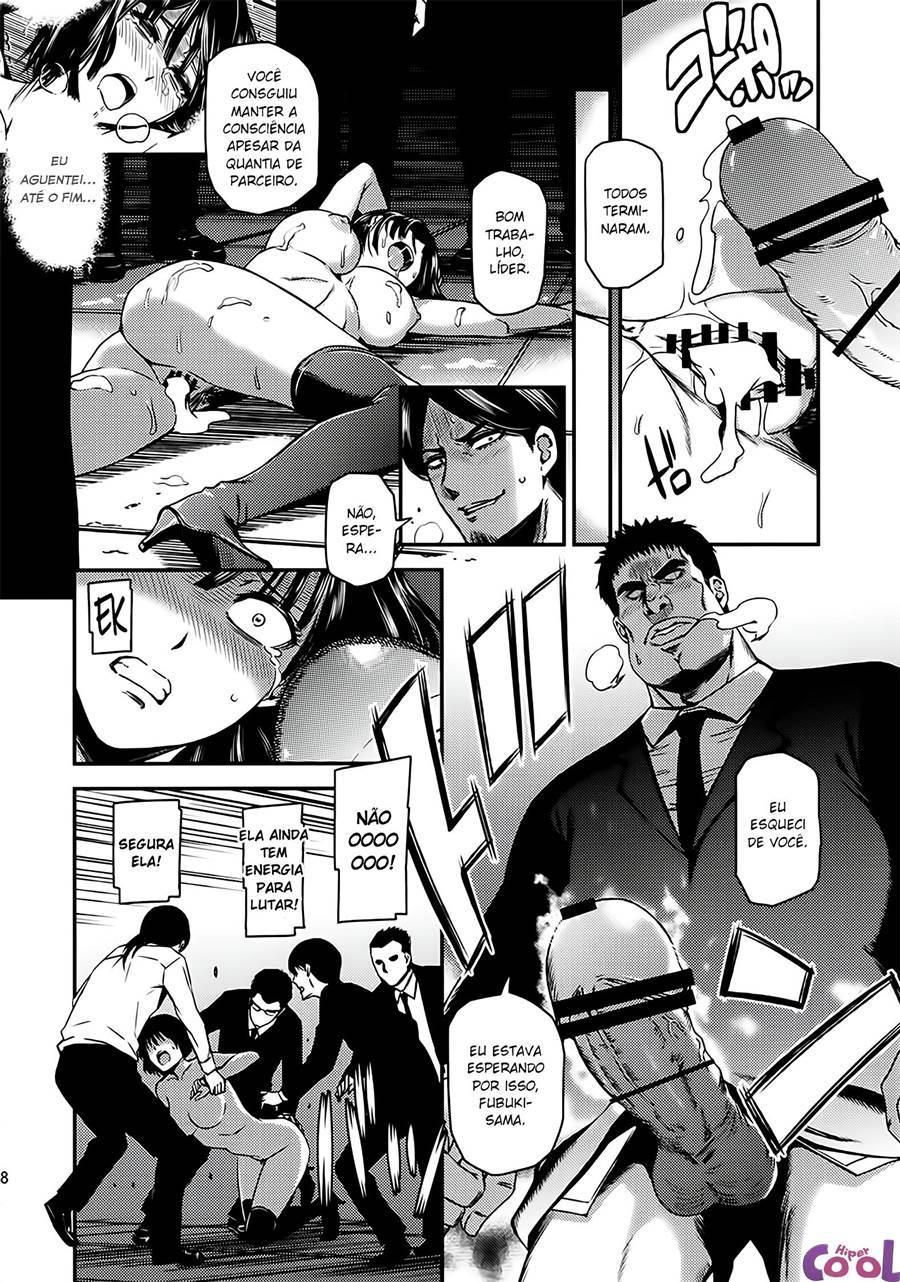 Fubuki se torna escrava do sexo - Foto 19
