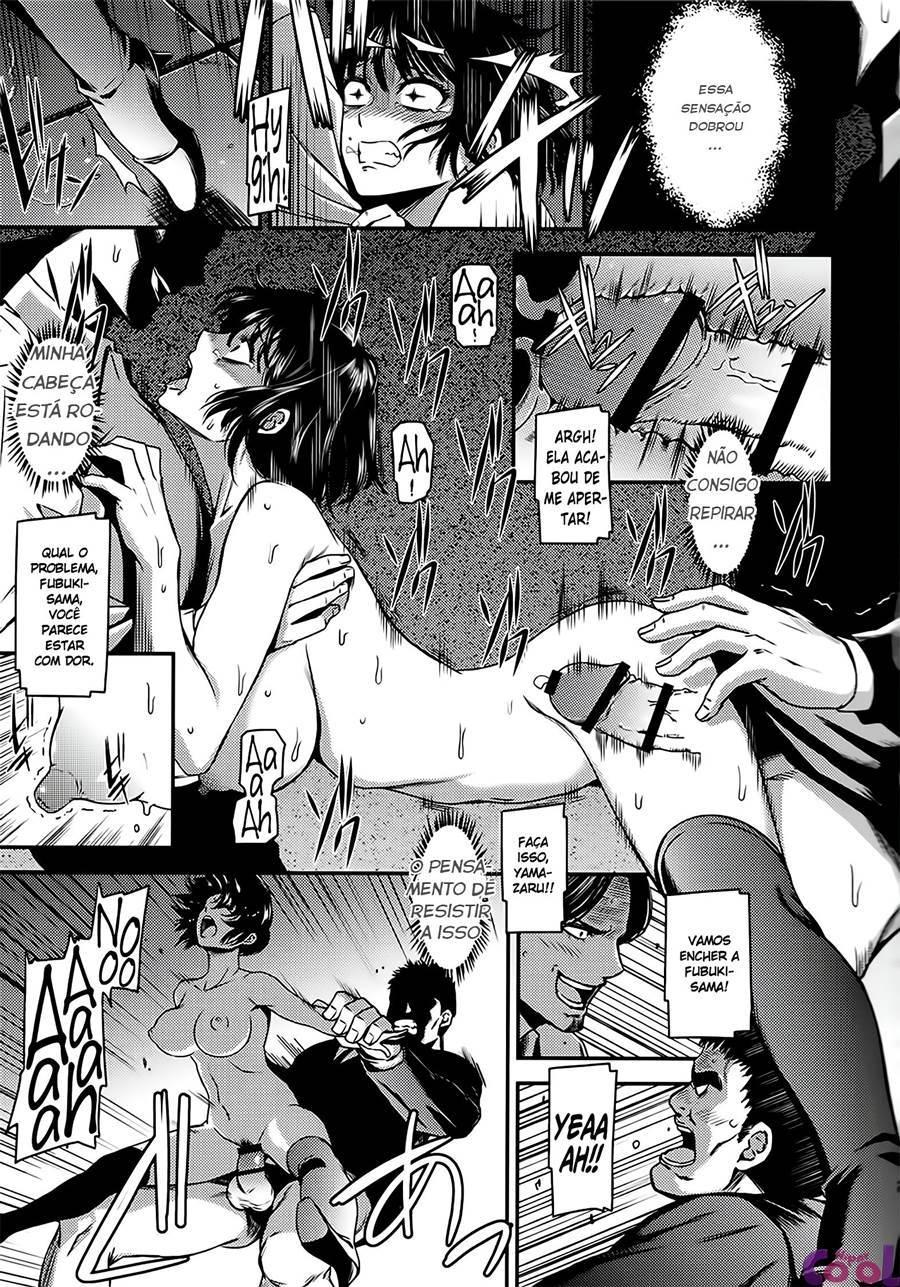 Fubuki se torna escrava do sexo - Foto 22
