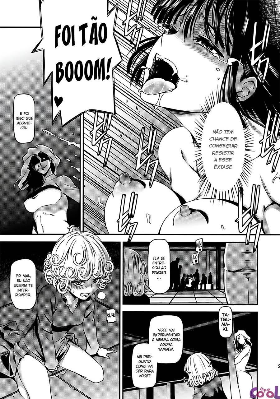 Fubuki se torna escrava do sexo - Foto 24