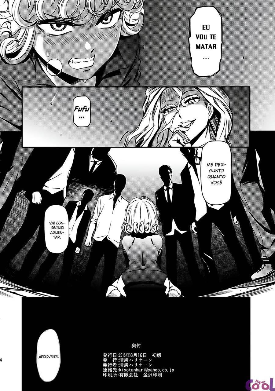 Fubuki se torna escrava do sexo - Foto 25