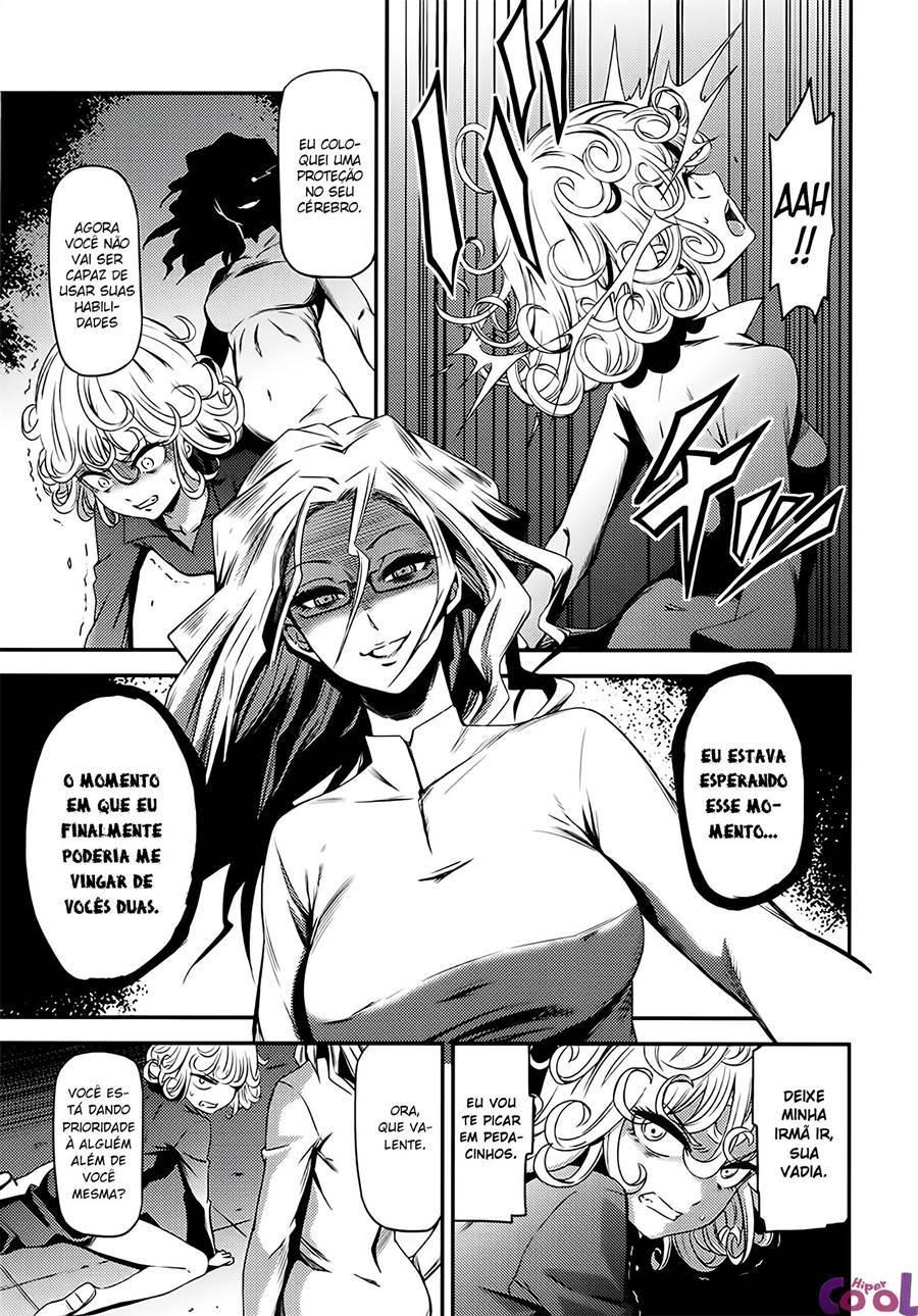 Fubuki se torna escrava do sexo - Foto 4