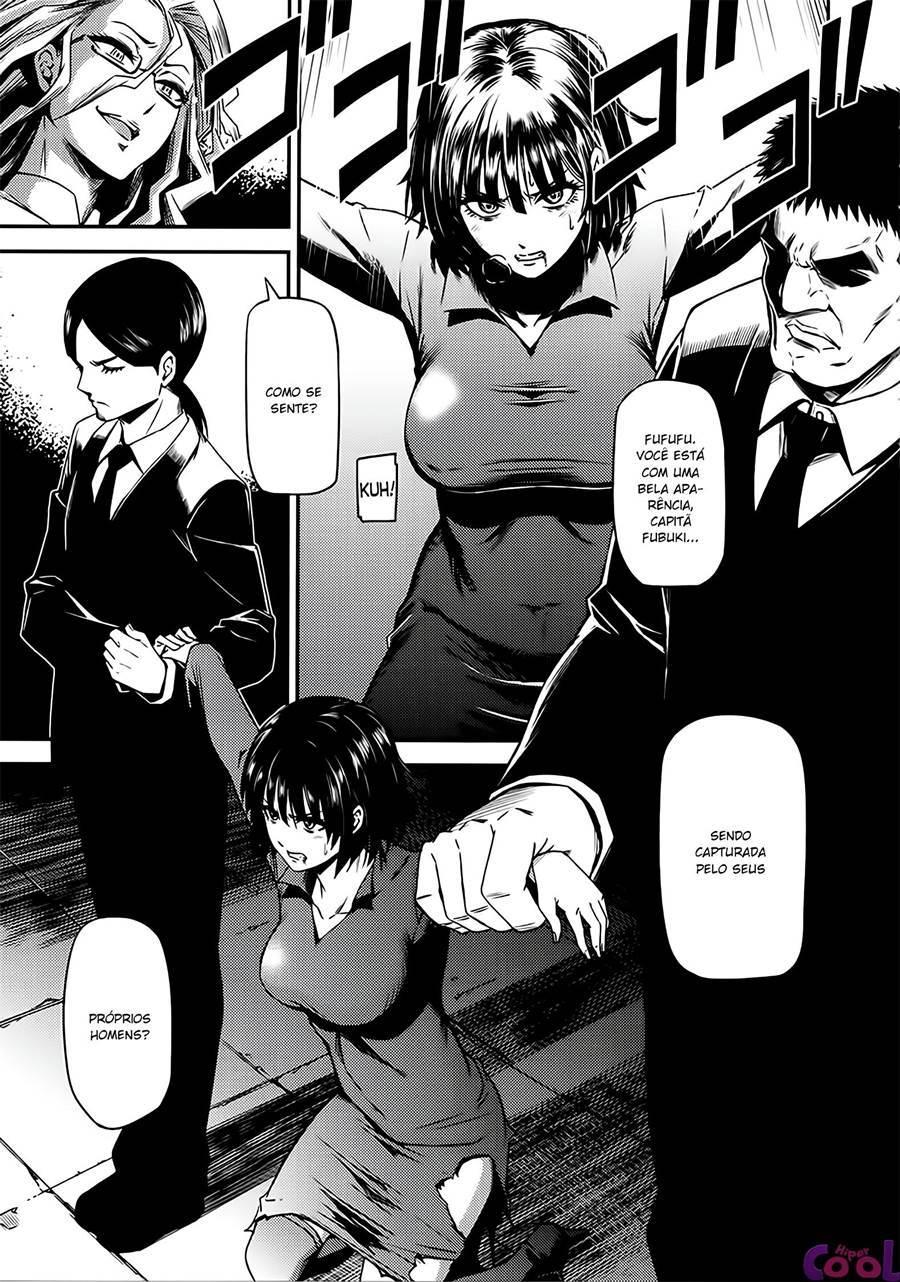 Fubuki se torna escrava do sexo - Foto 6