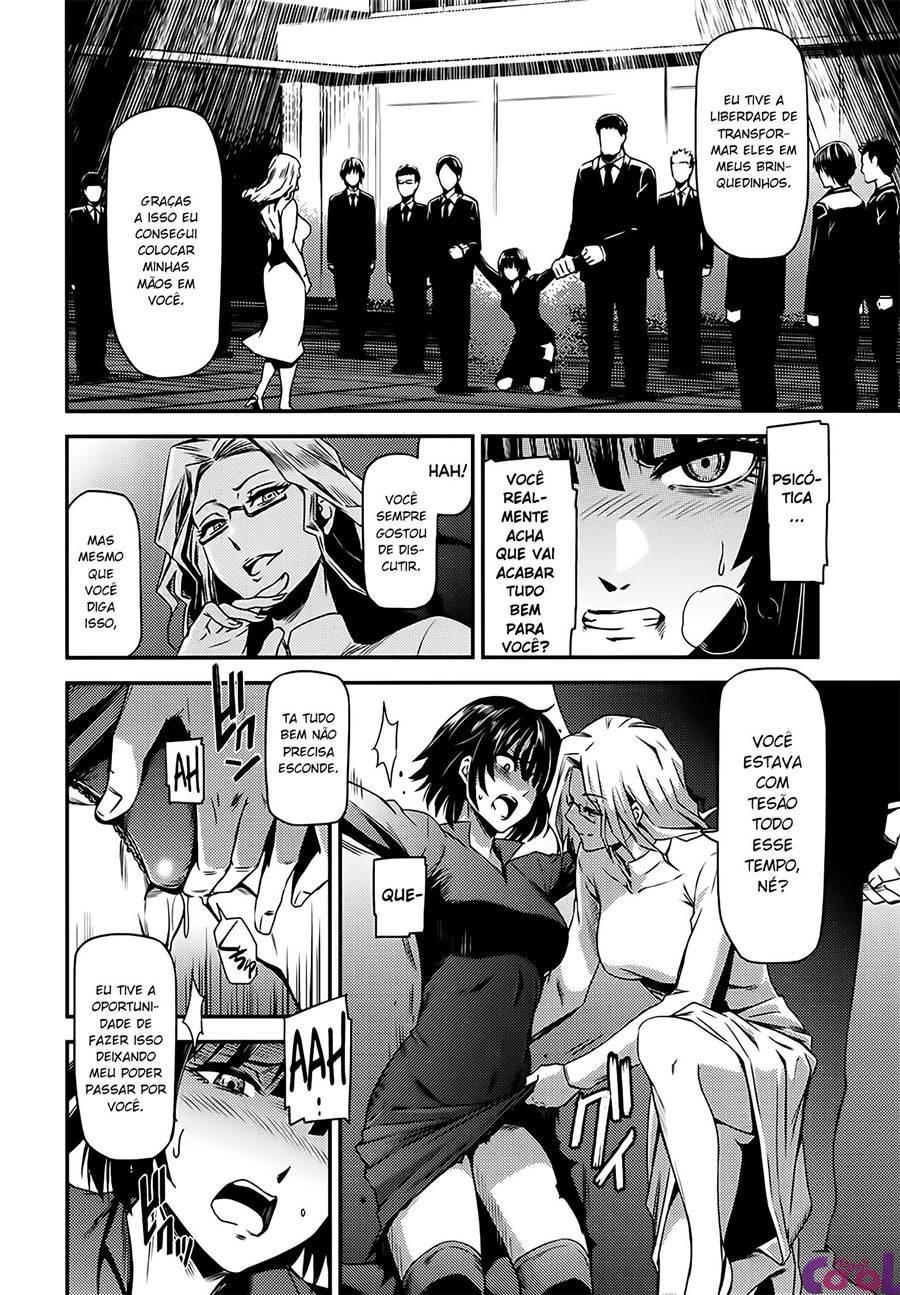 Fubuki se torna escrava do sexo - Foto 7