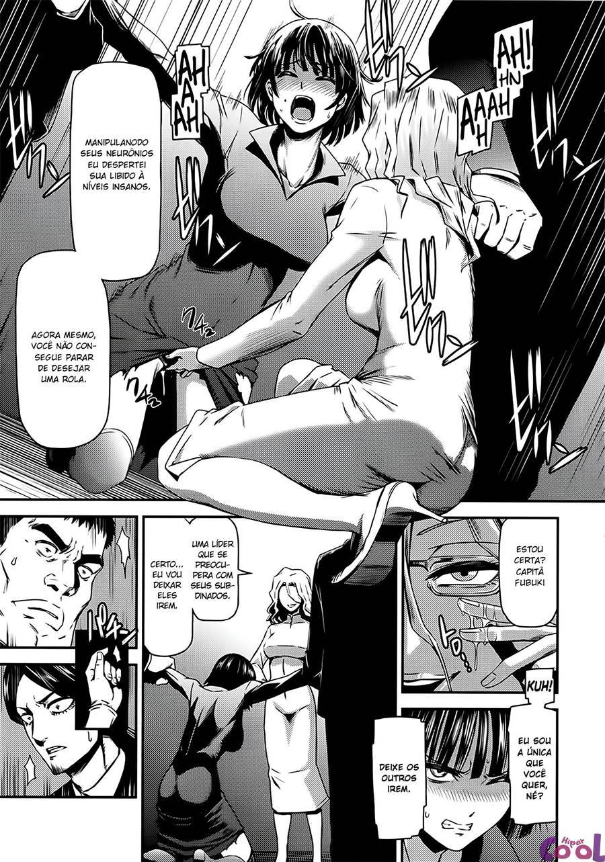 Fubuki se torna escrava do sexo - Foto 8