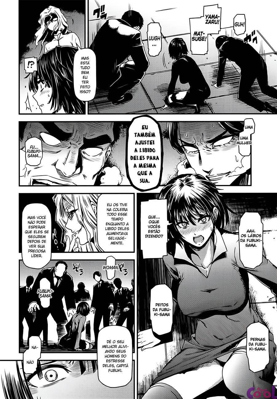 Fubuki se torna escrava do sexo - Foto 9