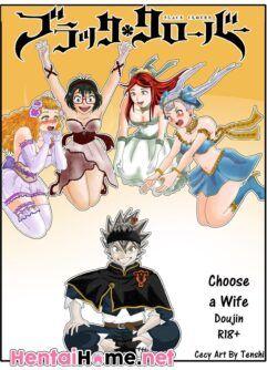 Uma esposa para Asta