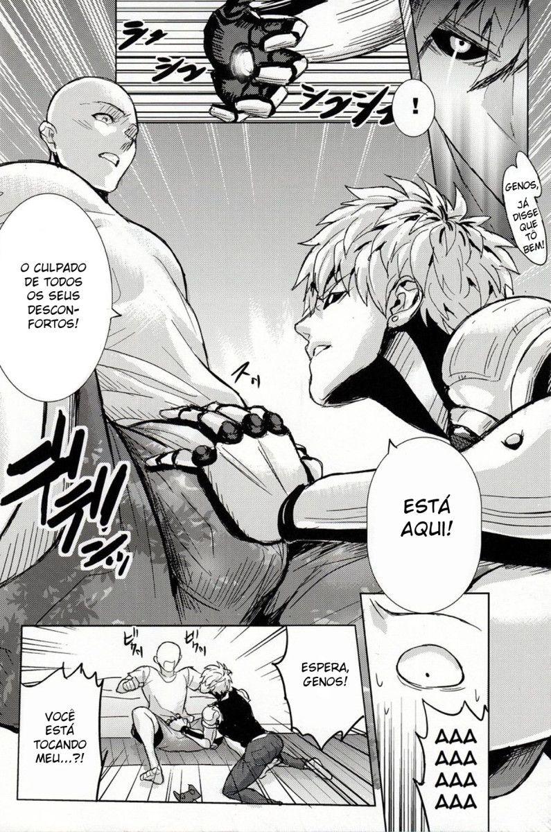 Uma relação de homens com Saitama - Foto 5