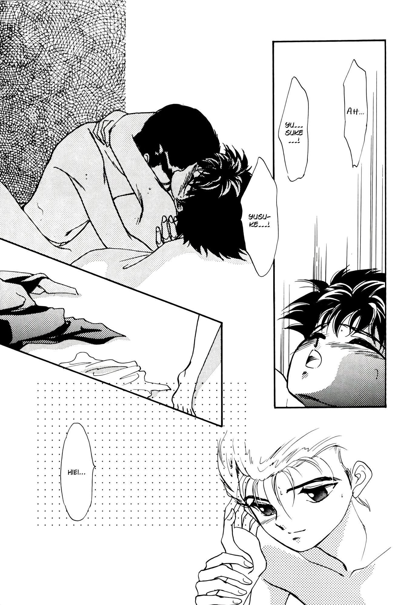 Yu Yu Hakusho Hentai: Amor entre rivais - Foto 15