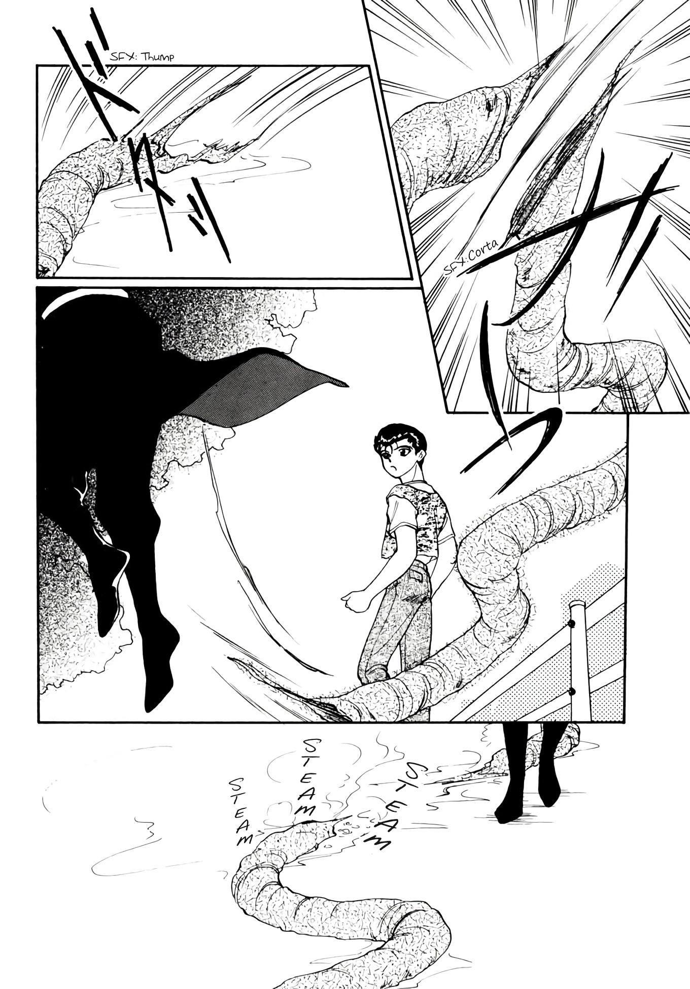 Yu Yu Hakusho Hentai: Amor entre rivais - Foto 4