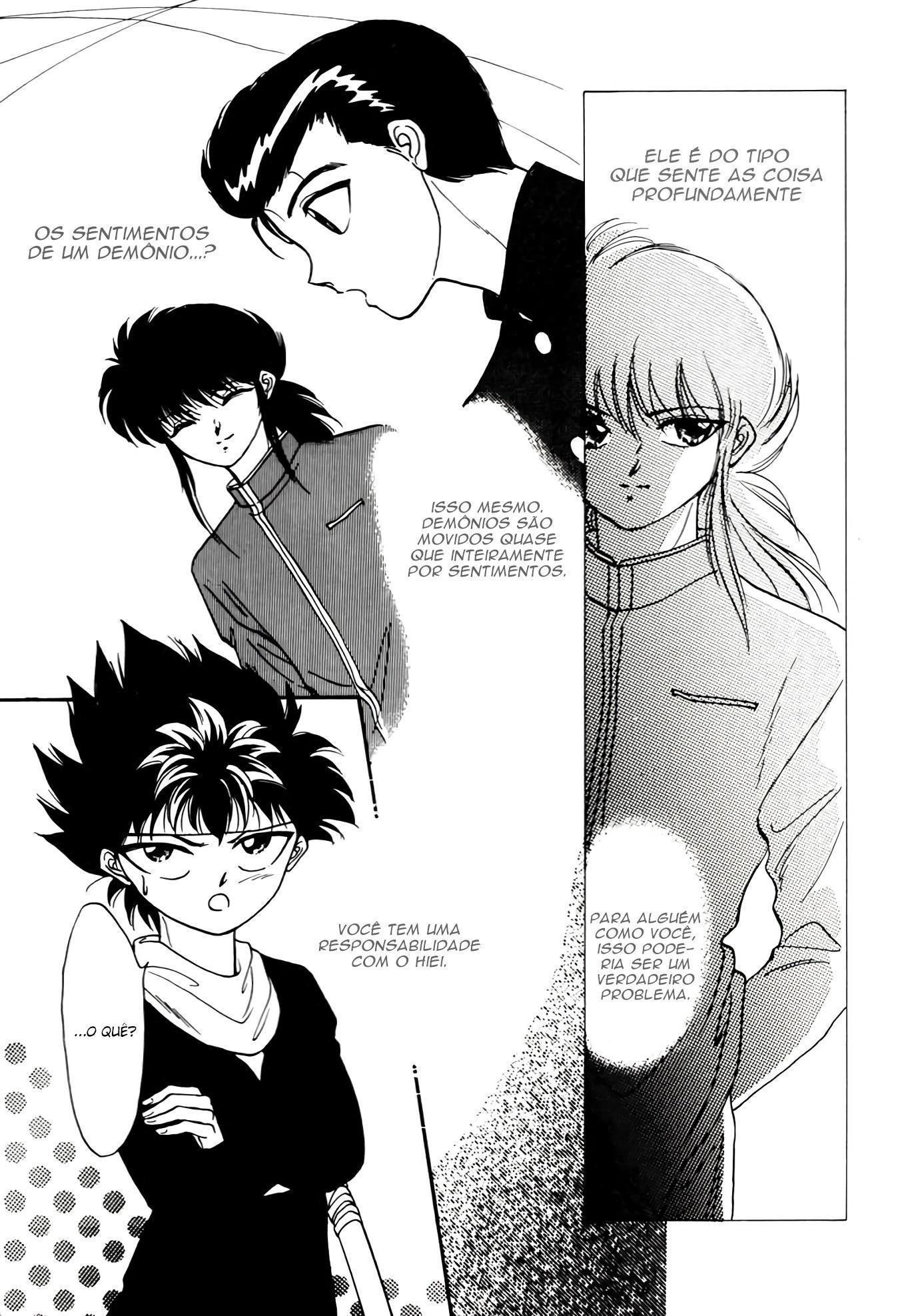 Yu Yu Hakusho Hentai: Amor entre rivais - Foto 7