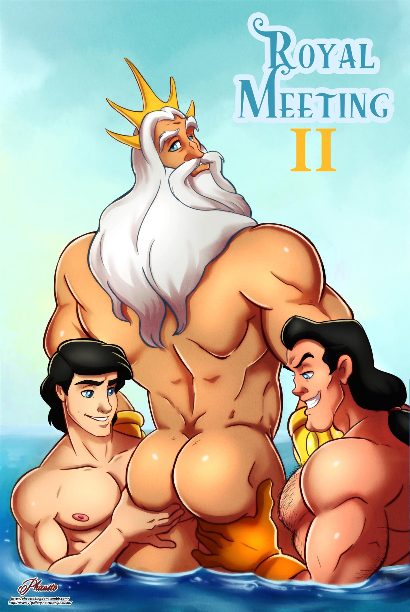 O rei e o príncipe 02 - Foto 1