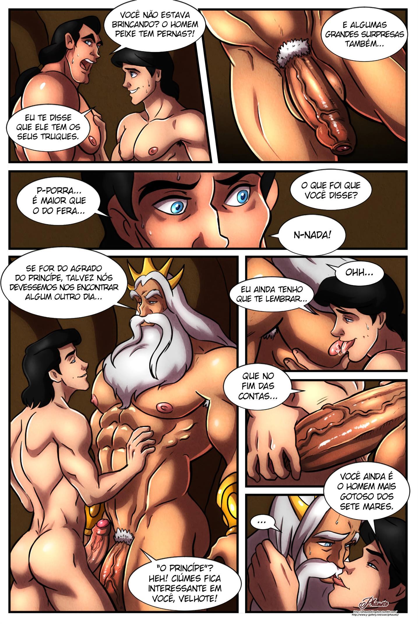 O rei e o príncipe 02 - Foto 9