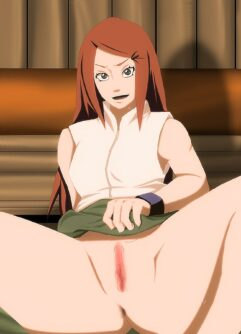 Kushina à ninja reprodutora