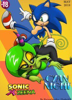 Sonic HQ Erótico