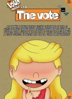 Quero seu voto irmão!