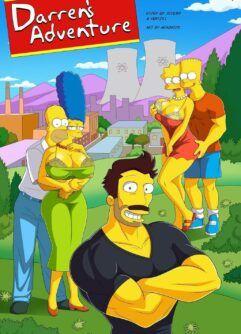 Putaria HQ em Springfield