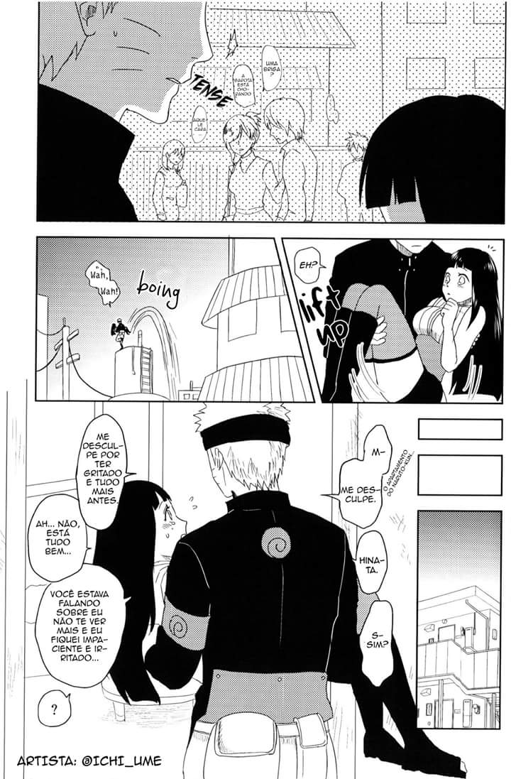 Naruto Hentai: Pureza e Castidade - Foto 14