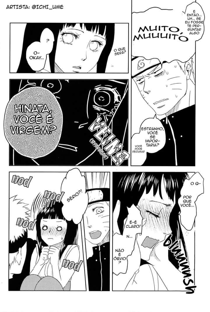 Naruto Hentai: Pureza e Castidade - Foto 15