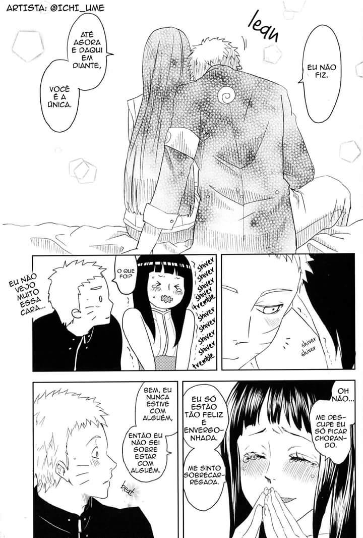 Naruto Hentai: Pureza e Castidade - Foto 20