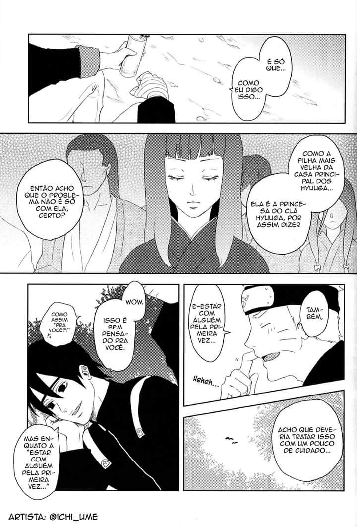 Naruto Hentai: Pureza e Castidade - Foto 4