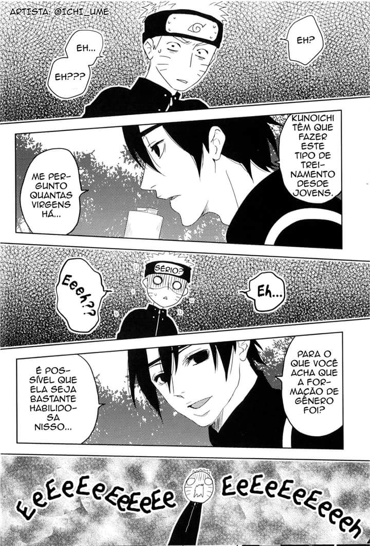 Naruto Hentai: Pureza e Castidade - Foto 7