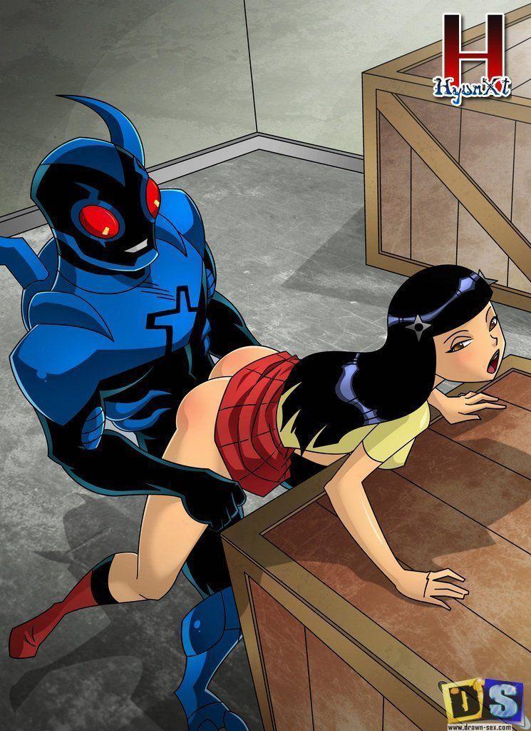 Sexo na Liga da Justiça - Foto 8
