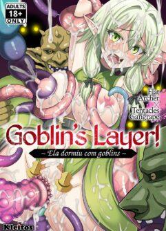 Arqueira transa com Goblins